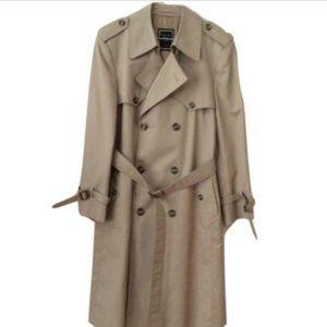 Men's Christian Dior Le Connoisseur Trench Coat 46